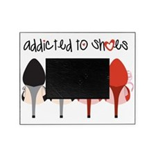 Addicted To Shoes Picture Frame