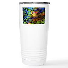 Stained Pond 11x17 Travel Mug