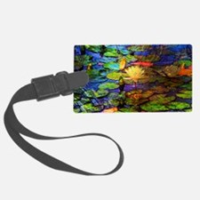 Stained Pond 11x17 Luggage Tag