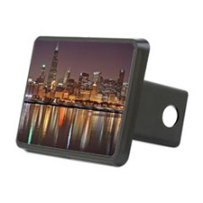 Chicago Reflected Hitch Cover