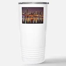 Chicago Reflected Travel Mug