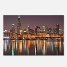 Chicago Reflected Postcards (Package of 8)
