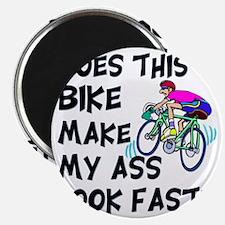 Funny Bike Saying Magnet