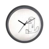 Platypus Wall Clocks
