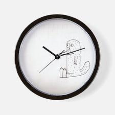 Creative Platypus Wall Clock