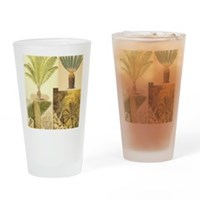 Cycads of the 1800s Drinking Glass