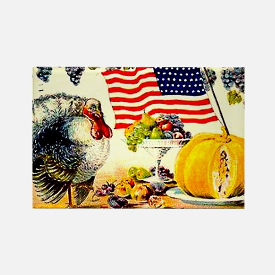 PATRIOT TURKEY - Rectangle Magnet