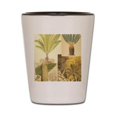Cycads of the 1800s Shot Glass