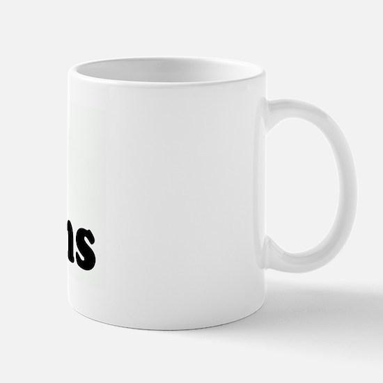 I Love muffins Mug