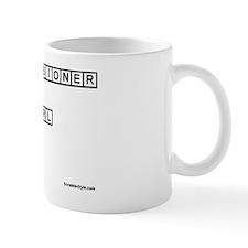 CAMPBELL SCRABBLE-STYLE Mug