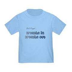 The Gentle Reminder Toddler T-Shirt