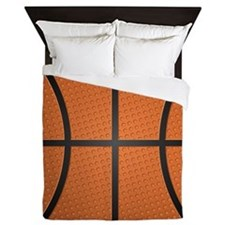 Basketball Queen Duvet