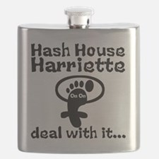 Hash House Harriette Flask