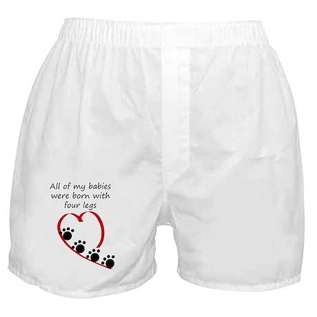 Four Legs Boxer Shorts