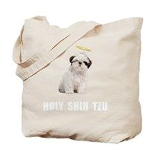 Holy Shih Tzu Tote Bag