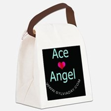 Ace [heart] Angel Canvas Lunch Bag