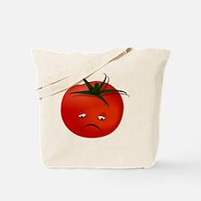 Sad Tomato Tote Bag