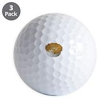 Chicken Pot Pie Golf Ball