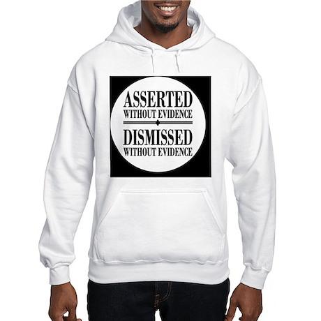withoutevidencebutton Hooded Sweatshirt