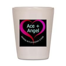 Ace + Angel Shot Glass