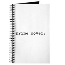 Prime Mover Journal