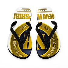 New Hampshire Gold Label Flip Flops