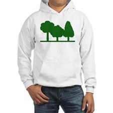Forest Be With You Hoodie
