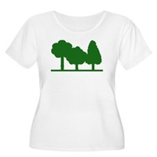 Forest Be Wit T-Shirt