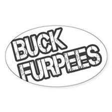 Buck Furpees Decal