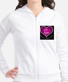 Ace + Angel [heart] Fitted Hoodie