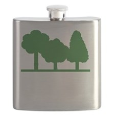 Forest Be With You Flask