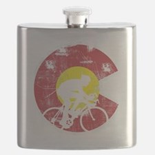 Bike Colorado Flask