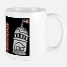 Church and State--black Mug