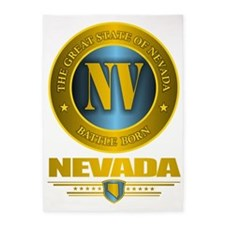 Nevada Gold 5'x7'Area Rug