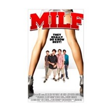 MILF Poster Decal