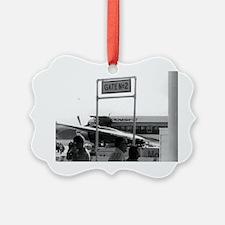 Air Mike Ornament