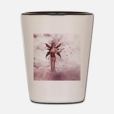 Butterfly Fairy 2 Shot Glass