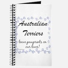 Australian Terrier Pawprints Journal