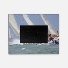 Sailing to Bermuda Framed Print Picture Frame
