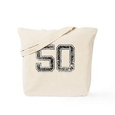 50, Vintage Tote Bag