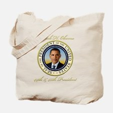 Keepsake President Obama Re-Election Tote Bag