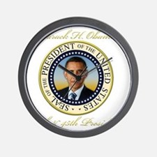 Keepsake President Obama Re-Election Wall Clock