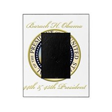 Keepsake President Obama Re-Election Picture Frame