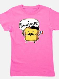 French Toast Girl's Tee