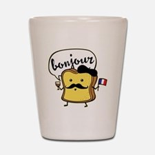 French Toast Shot Glass