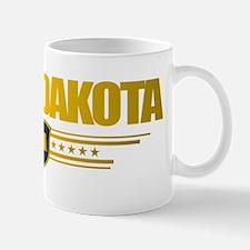 North Dakota Gold Label (P) Mug