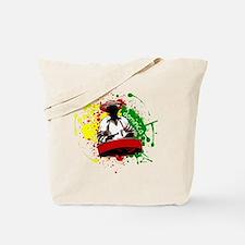 Pan Man Tote Bag