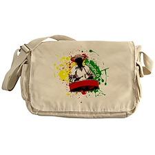 Pan Man Messenger Bag