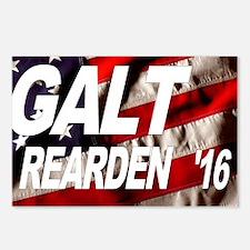 Galt Rearden 2016 Postcards (Package of 8)
