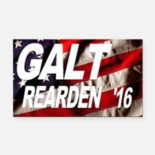 Galt Rearden 2016 Rectangle Car Magnet